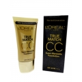 Loreal Paris True Match CC Super Blendable Foundation SPF20 PA+++ Shade 03-60gm